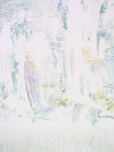 """""""Spring"""" 32x22, acrylic on canvas"""