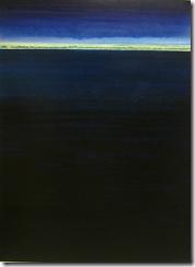 """""""Under Thunder"""" 40x30, acrylic on canvas, ©2010Maro Lorimer"""