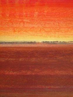 Detail of GLOW by Maro Lorimer