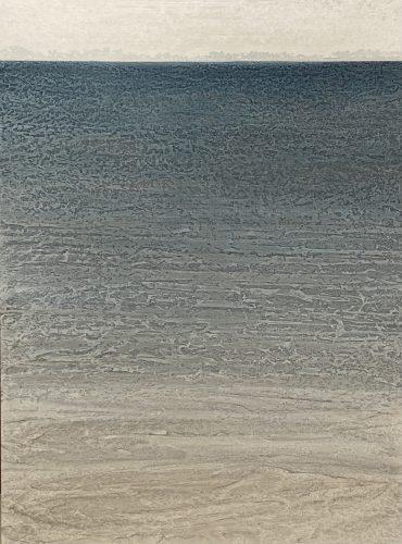 """Sea Symphony"" 40x30, acrylic on canvas"